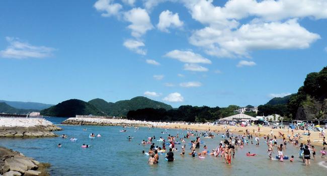 沼津市の海水浴場